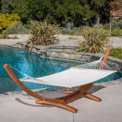 Grand Cayman 13 ft. Free Standing Outdoor Hammock with Stand