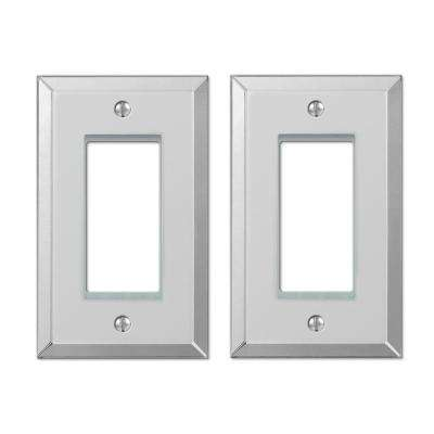 Acrylic Mirror 1 Decora Wall Plate (2-Pack)