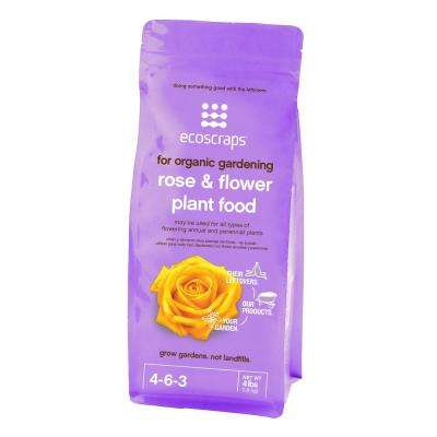 4 lbs. Rose and Flower Plant Food