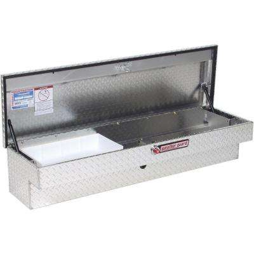 Aluminum Lo-Side Truck Box