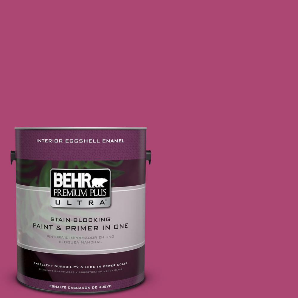 100b 7 Hot Pink Eggshell Enamel Interior