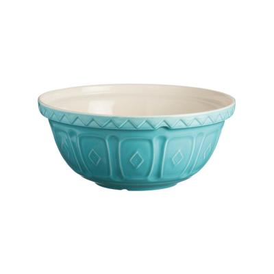 S24 Turquoise 9.5 in. Mixing Bowl