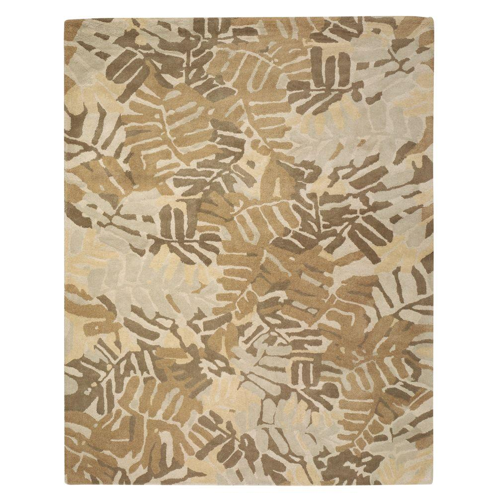 Home Decorators Collection Palm Grove Spud 4 ft. x 6 ft. Area Rug