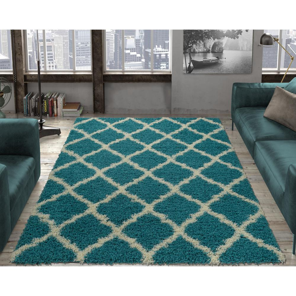 and brown rugs wayfair turquoise safavieh reviews tibetan brownturquoise ikat rug pdx