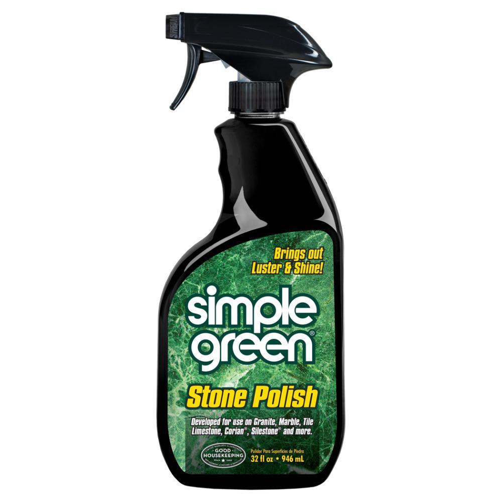 Simple Green 32 Oz. Stone Polish