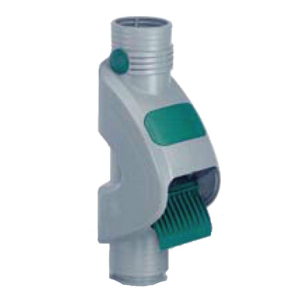 3P Technik Grey Rainus Rain Water Filter For Downspout