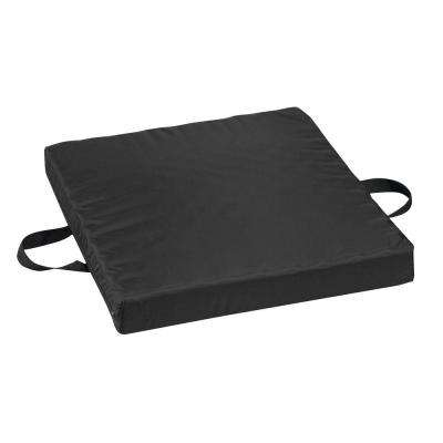 Waffle Foam/Gel Seat Cushion in Black