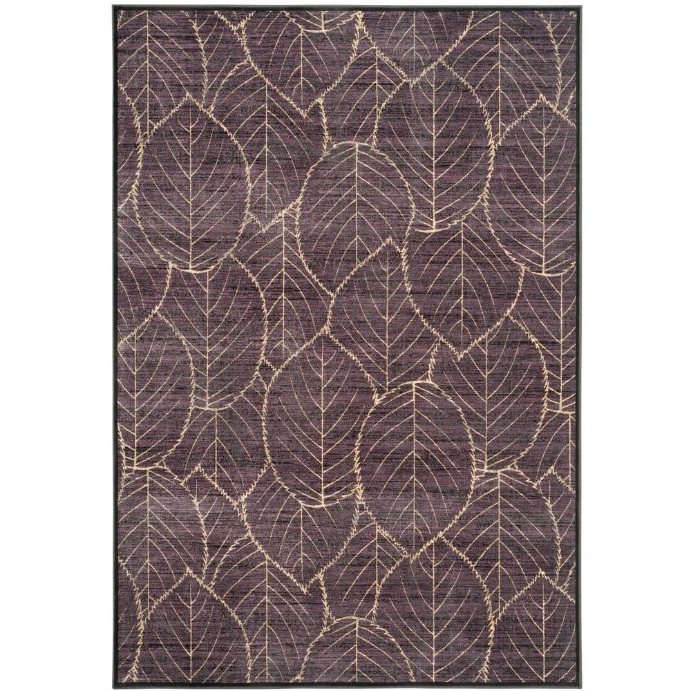 Charcoal/Multi 4 ft. x 5 ft. 7 in. Area Rug