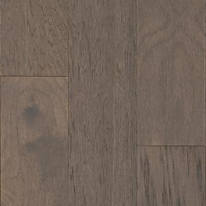 Time Honored Hickory Charcoal 3/8 in. Tx 6 in. W x Varying Length Engineered Click Hardwood Flooring(30.63 sq. ft./case)