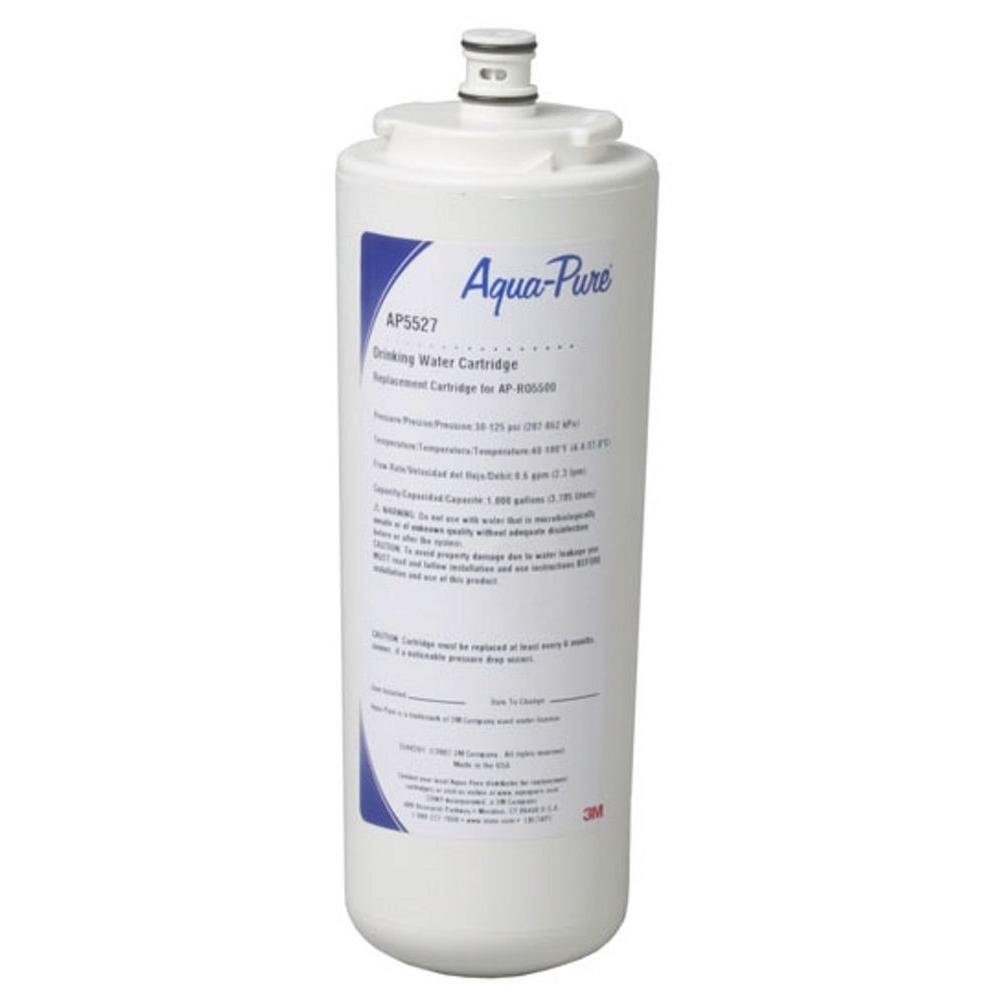 null Ap-5527 Under Sink Reverse Osmosis Replacement Filter Cartridge for APRO5500