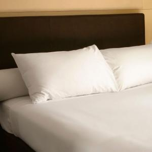 Lavish Home 4-Piece White 300 Count Egyptian Cotton Queen Sheet Set by Lavish Home