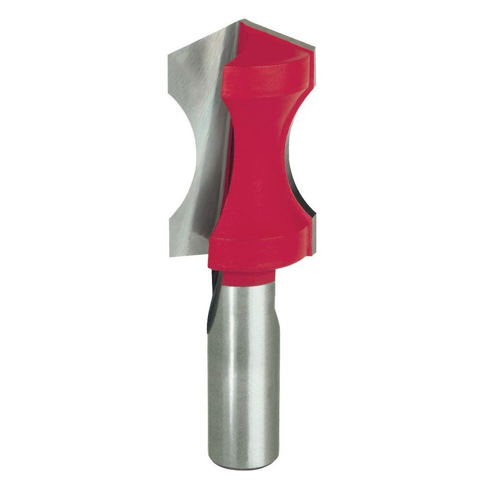 1 in. Convex Edge Router Bit