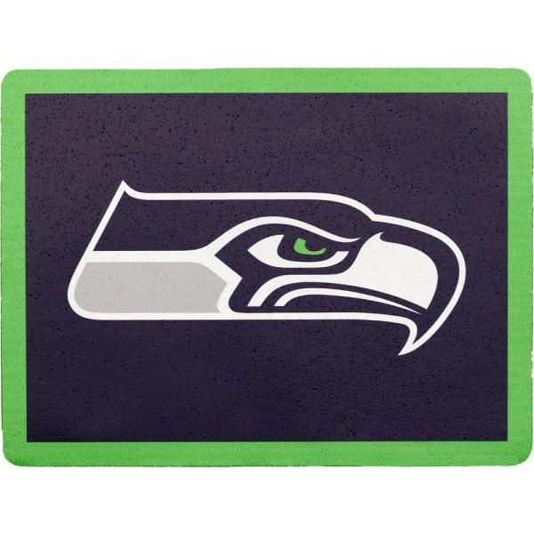 Applied Icon Nfl Seattle Seahawks Address Logo Graphic