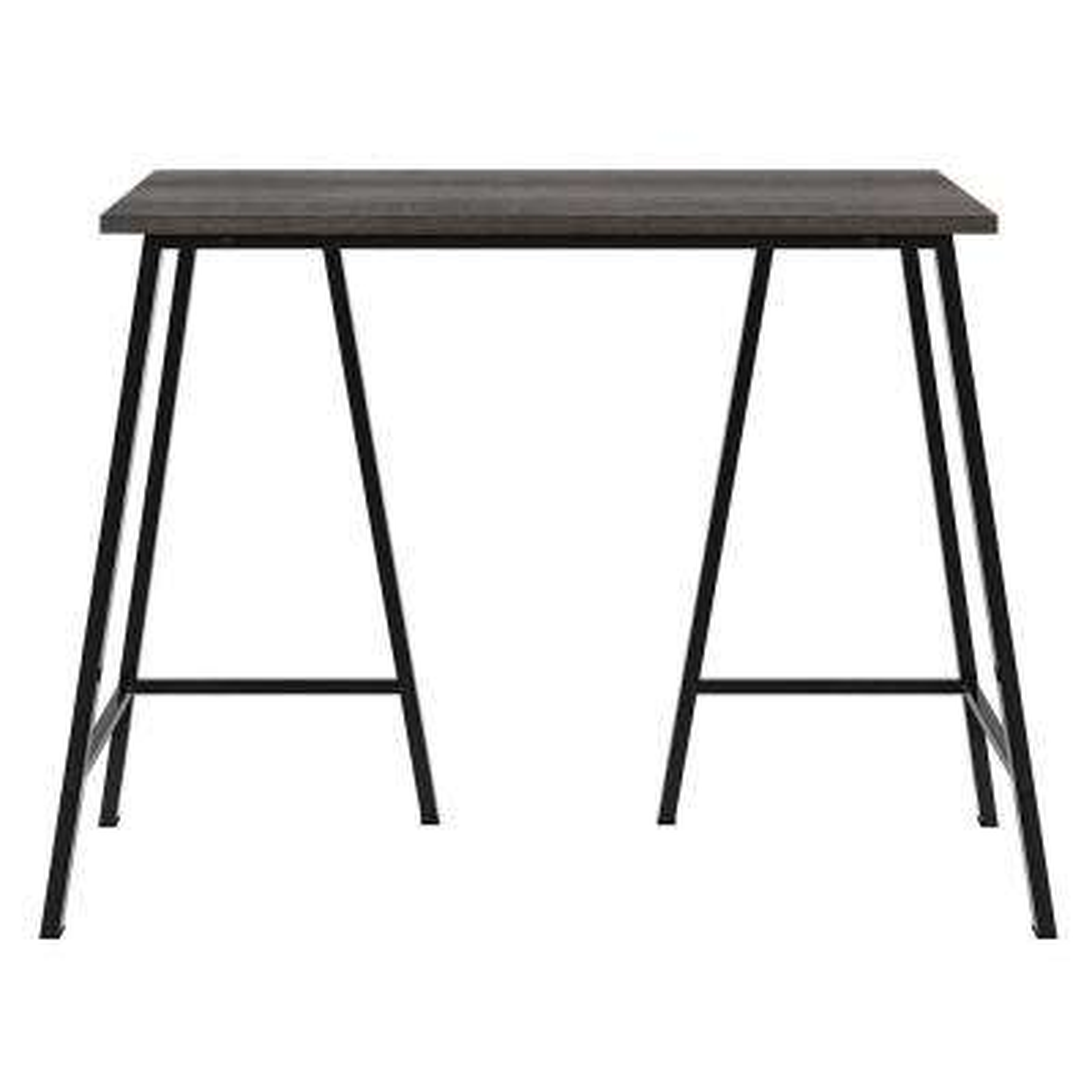 Fairvue Medium Brown Standing Desk