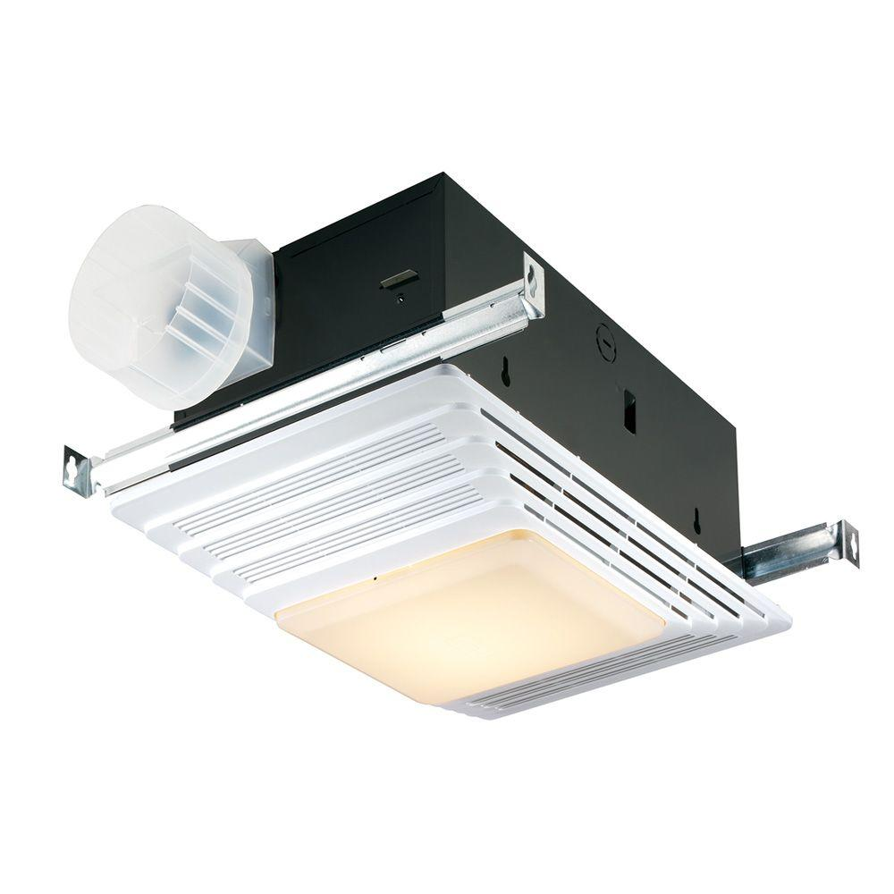 Broan 1 300 Watt Recessed Convection Heater And Light White