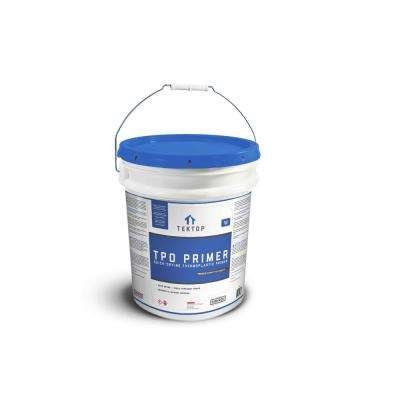 TekTop 5 Gal. Blue TPO Single Component Roofing Primer