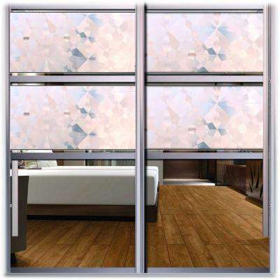 Upscale Designs 2 ft. x 25.4 ft. Self-Adhesive Window Film (50 sq. ft.)
