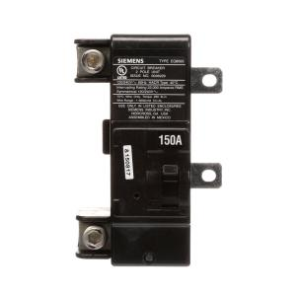 150 amp main breaker conversion kit