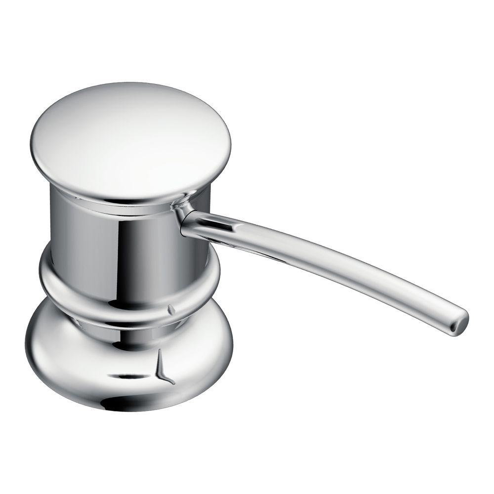 Moen Soap Lotion Dispenser In Chrome