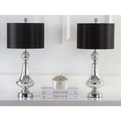 Drum - Black - Table Lamps - Lamps & Shades - The Home Depot