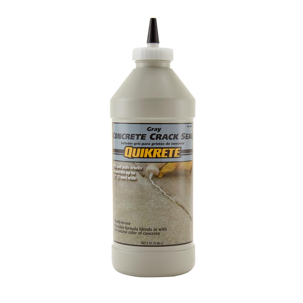 Quikrete 1 Qt Concrete Crack Sealant 864000 The Home Depot