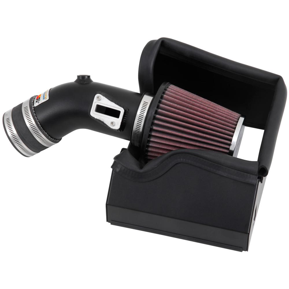 K/&N Typhoon Cold Air Intake for 13-18 Ford  Fusion 2.5L #69-3533TTK