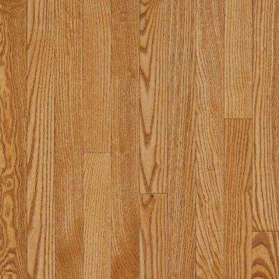 Take Home Sample - Plano Oak Marsh Hardwood Flooring - 5 in. x 7 in.