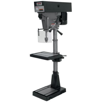 1 HP 15 in. Floor Standing Drill Press, 6-Speed, 115/230-Volt, J-A3816
