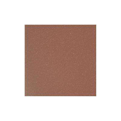 Equarry Brick 5.98 in. x 5.98 in. E Porcelain Quarry Wall Tile