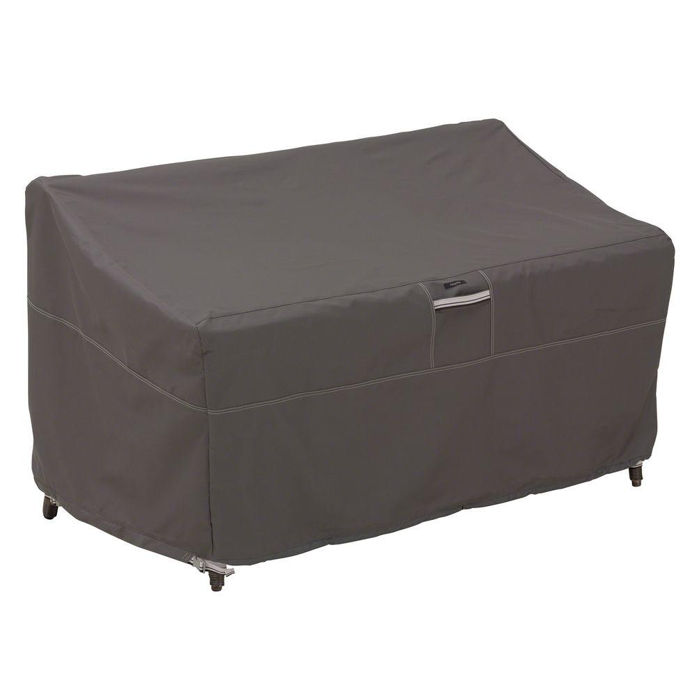 Classic accessories ravenna cover for hampton bay spring haven all weather patio loveseat
