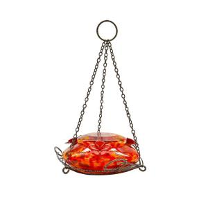 Nature's Way Molten Garden Top Fill Hummingbird Feeder by Nature's Way