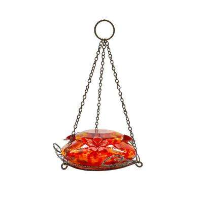 Molten Garden Top Fill Hummingbird Feeder