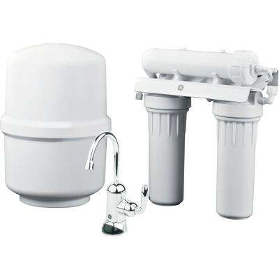 Under Sink Reverse Osmosis Filtration System