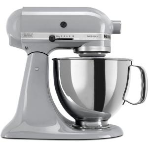 KitchenAid Artisan 5 Qt. Metallic Charcoal Stand Mixer by KitchenAid