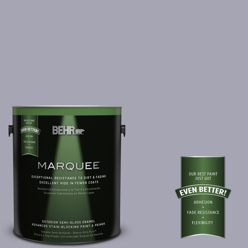 BEHR MARQUEE 1-gal. #T12-3 Canyon Sunset Semi-Gloss Enamel Exterior Paint