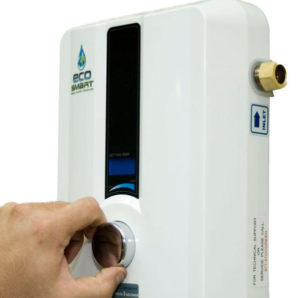 Ecosmart 11 Tankless Water Heater Wiring Diagram from images.homedepot-static.com