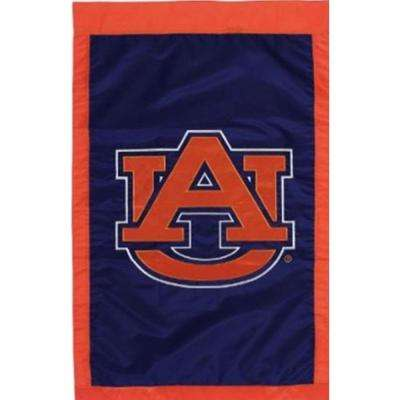 NCAA 12-1/2 in. x 18 in. Auburn 2-Sided Garden Flag