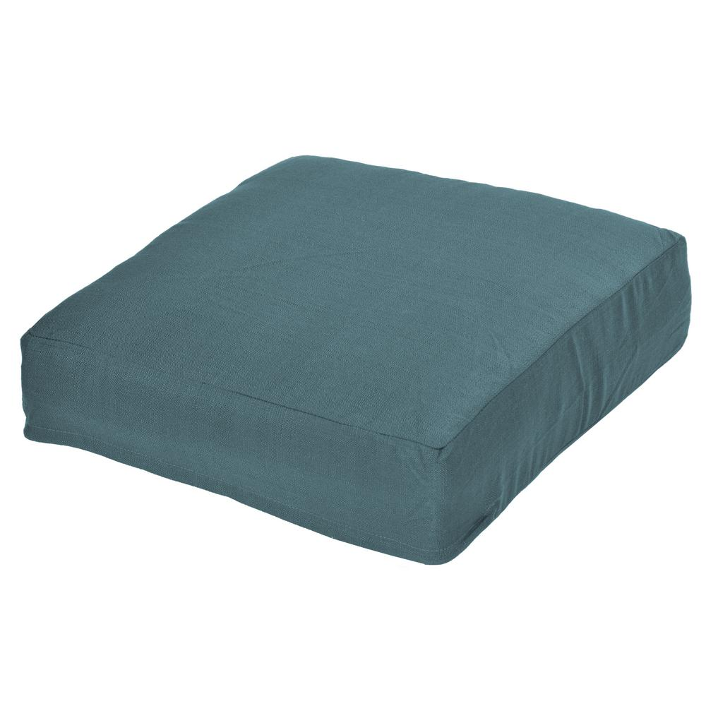 Oak Cliff Charleston Replacement Outdoor Ottoman Cushion
