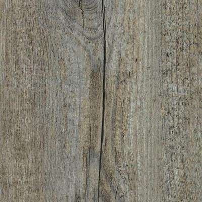 Embossed Pine Winterwood 7 in. Wide x 48 in. Length Click Lock Luxury Vinyl Plank (23.36 sq. ft. / case)