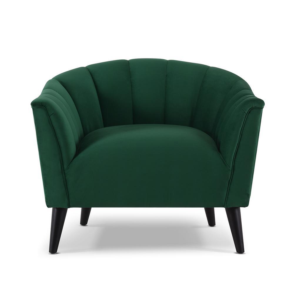 Sienna Evergreen Accent Arm Chair