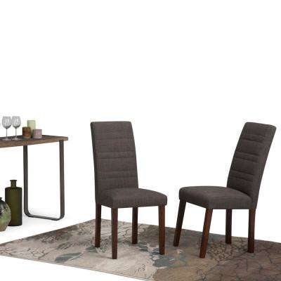Gibson Midnight Grey Dining Chair (Set of 2)