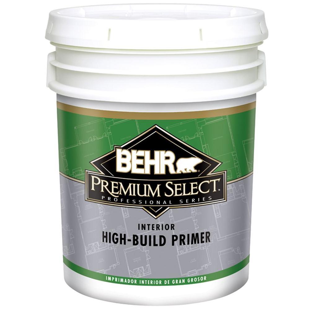 BEHR Premium 5 gal Select Flat Interior HighBuild PrimerHDK03005