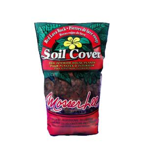 1.5 Qt. Red Lava Rock Soil Cover