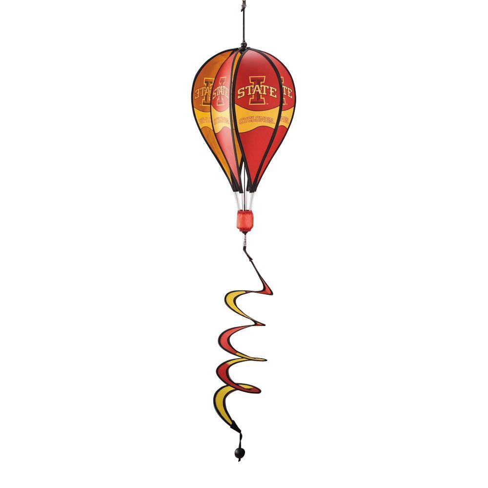 Ncaa Iowa State Cyclones Hot Air Balloon Spinner -  BSI Products, 69022