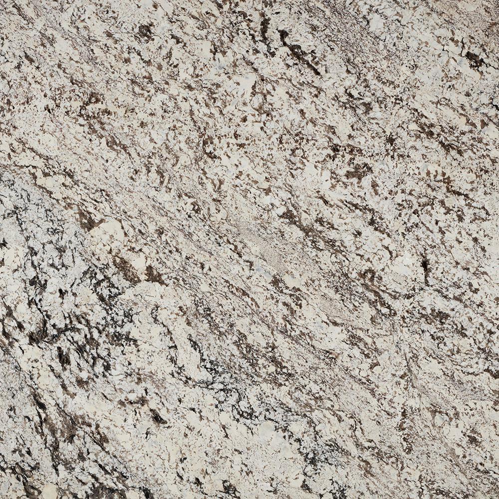 3 in. x 3 in. Granite Countertop Sample in Breckenridge