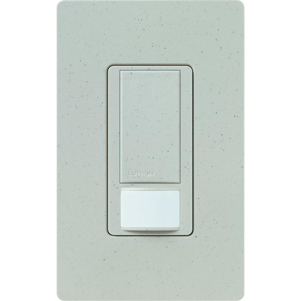 Lutron Maestro Dual Voltage Motion Sensor switch, 6-Amp, Single-Pole ...