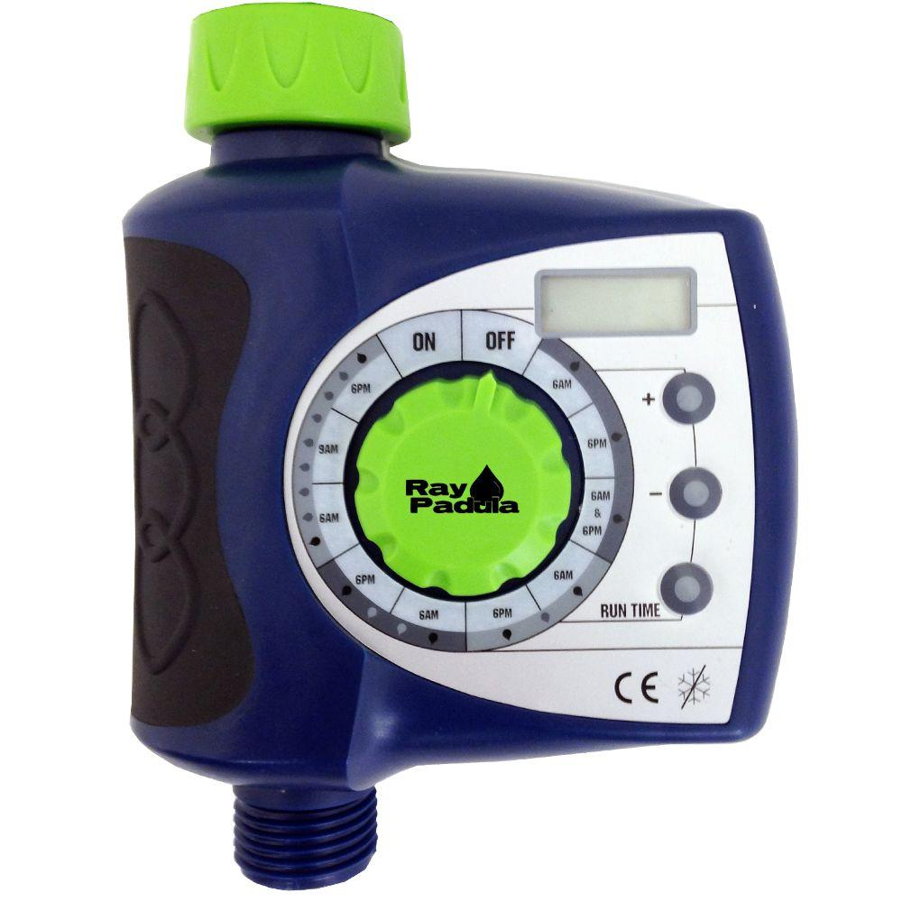 Ray Padula Electronic Hose Sprinkler Timer-RP-ETIN - The Home Depot