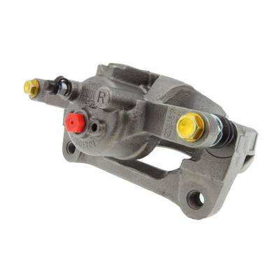 Premium Semi-Loaded Caliper Housing & Bracket - Preferred - Rear Right