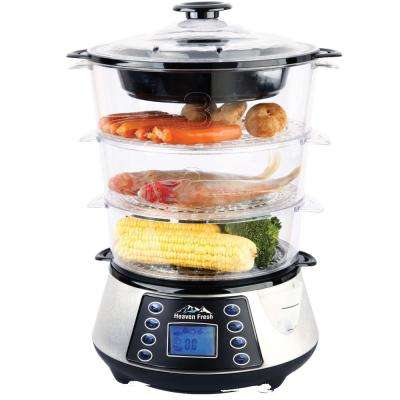 Digital Food Steamer