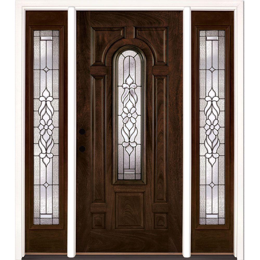 Craftsman front doors exterior doors the home depot for Front door company